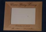 Laser Engraved Frames & Gifts